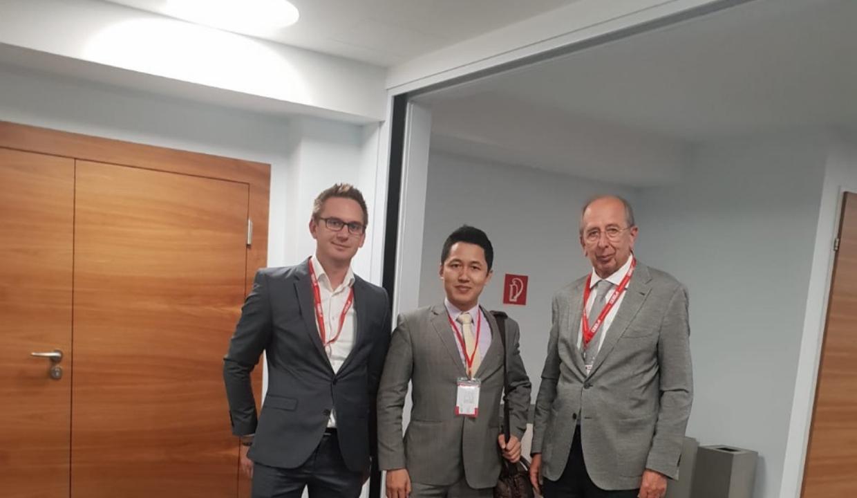 ANT Lawyers Participating in Vietnam-Austria Business Forum in Vienna